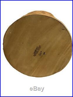 LONGABERGER 2006 Canister Set COMBO Baskets/Protectors/Lids/Tie-ons Class