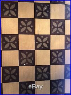 Longaberger 2001 Large Checkerboard Game Set