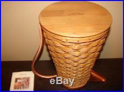 Longaberger 2006 Rare Hostess Only Woven Pitcher Basket Set