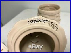 Longaberger 2013 Boo Basket Set
