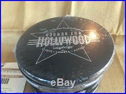Longaberger 2013 Hooray For Hollywood Event Camera Reed Basket Set Signed by 3