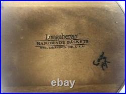 Longaberger 4 canister set 16 pieces