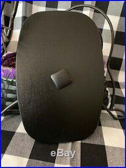 Longaberger Black Cat Halloween Basket Wrought Iron Complete Set! Extra Knob