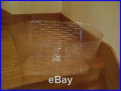 Longaberger Block Party Basket Set All American Hostess big! Shipping included