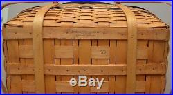 Longaberger CC Collector Club Family Picnic Basket set