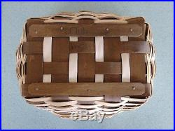 Longaberger Collector's Club Amazing America Series Southern basket set NEW