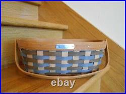 Longaberger Fieldstone Award Basket Set 16 unused nice gift shipping included