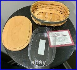 Longaberger Harmony Basket Combos 2,3,4,5 Set Of 4 Combos
