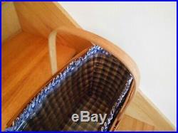 Longaberger JW Collection Bread & Milk Basket Set 87 shipping included