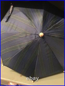 Longaberger J. W. Collection Miniature 2003-2004 Edition Umbrella Set