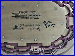 Longaberger Large, Medium, Small Baskets Set Of 3 Beautiful