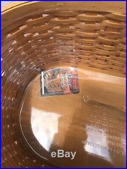 Longaberger Large Work Load Basket Set