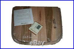 Longaberger Sage Weave Wine & Cheese Set Protectors, Riser, Cutting Board Lid