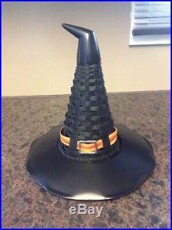 Longaberger Witchs Hat Basket Set