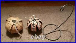 Longaberger basket ornaments set of 17
