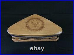 NAVY Lonagaberger American Valor Insignia Basket Set