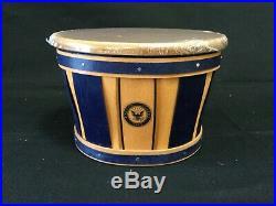 NAVY Longaberger Hero Basket Set